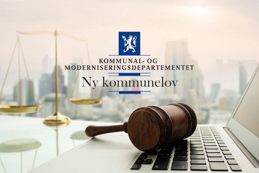 Kommunal- og moderniseringsdepartementet. Ny kommunelov