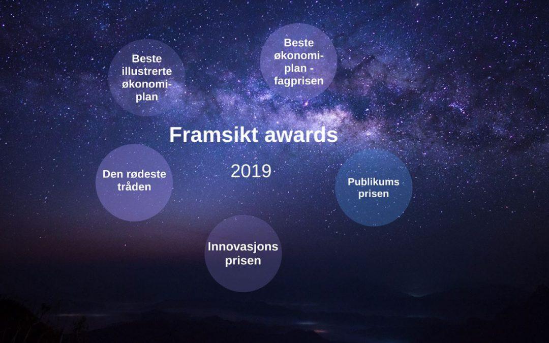 Framsikt Awards 2019