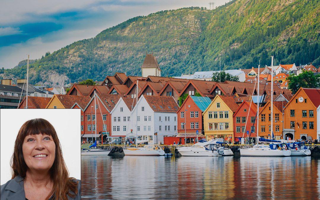 Kommunale klimabudsjett, Bergen går foran