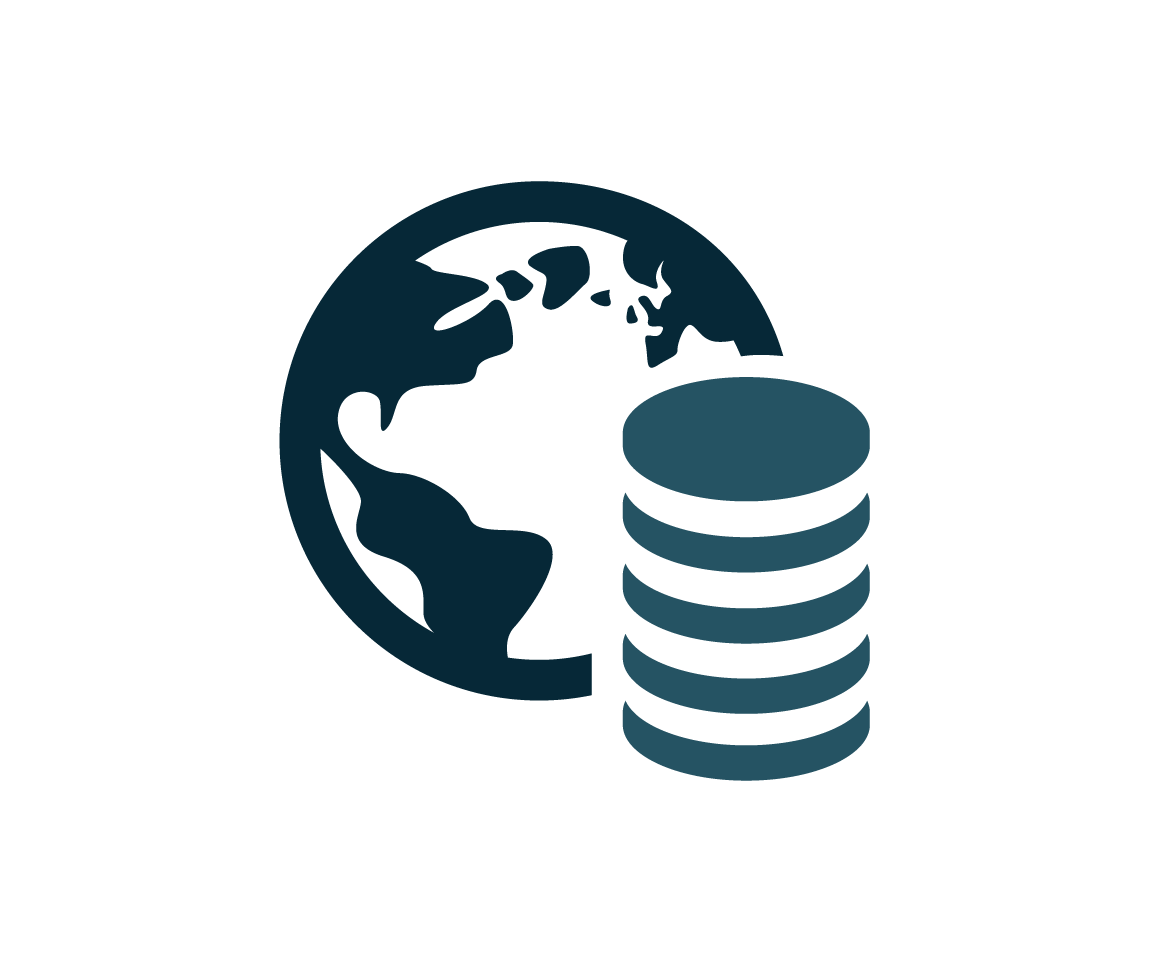 Framsikt ikon for klimabudsjettering